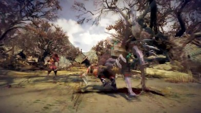 Техно демо King of Wushu – CryEngine на DirectX 12