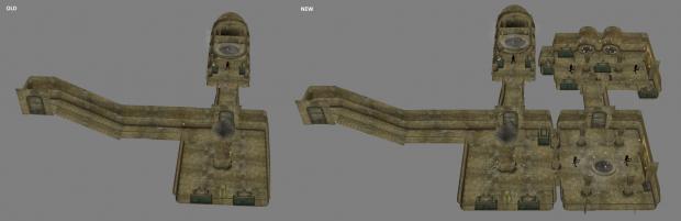 Tomb Overhaul - Thelas Ancestral Tomb