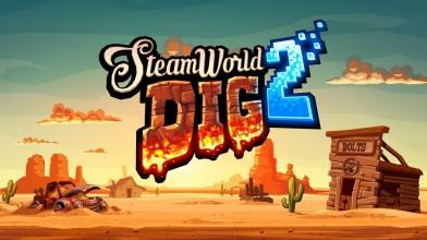 Критики очень довольны SteamWorld Dig 2