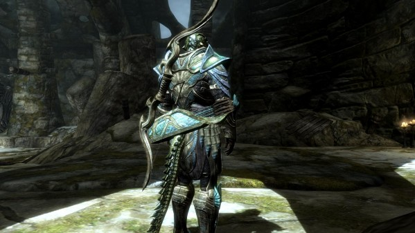 "TES 5: Skyrim ""Колчан на поясе / Belt-Fastened Quivers ..."