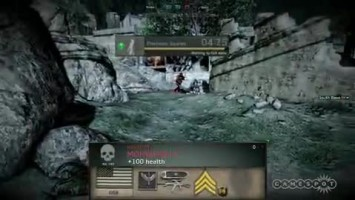 "Medal of Honor: Warfighter ""Геймплей Zero Dark Thirty Map Pack"""