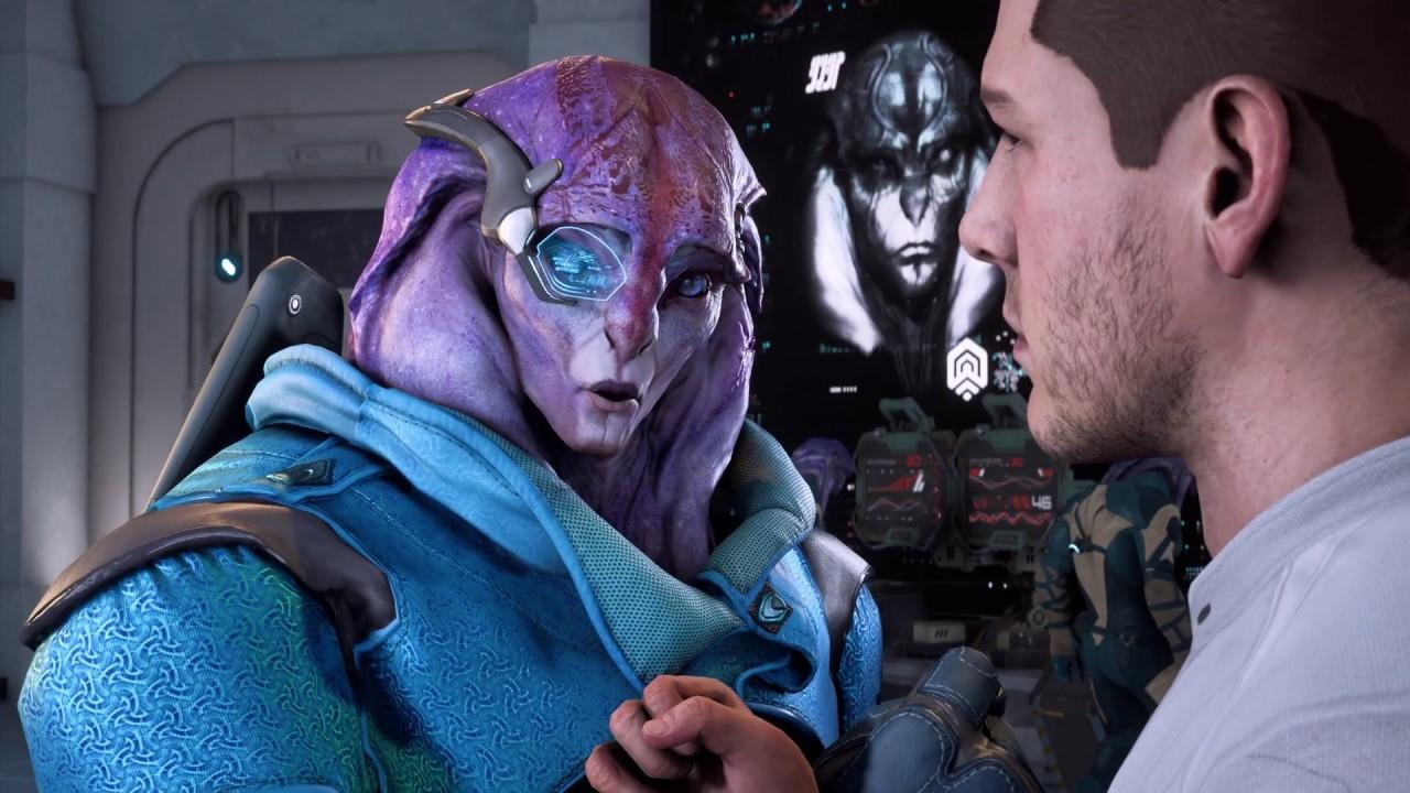 ВMass Effect: Andromeda появится больше возможностей для геев