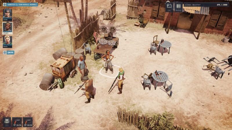 Опубликованы системные требования тактической ролевой игры Jagged Alliance 3
