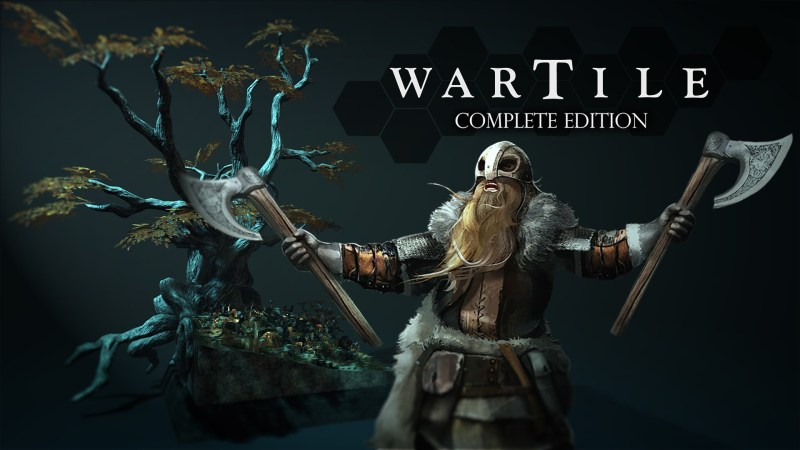 Wartile - стратегия про суровых викингов заглянет на Nintendo Switch