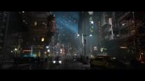 Взгляд художника на оформление улиц в Cyberpunk 2077