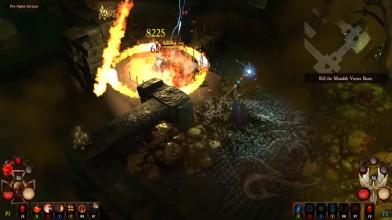 Первый геймплей Warhammer: Chaosbane