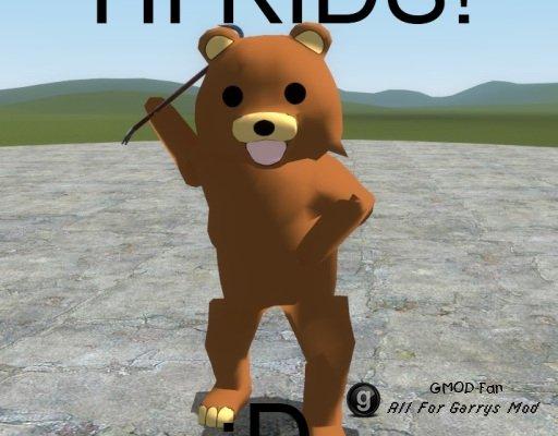 Pedo Bear Player Model