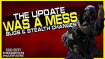Игроки Call of Duty: Modern Warfare снова взбешены скрытыми изменениями в новом обновлении