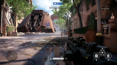 Как выглядит PC-версия Star Wars: Battlefront 2 на ультра настройках графики