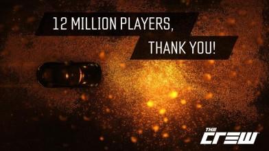 К аркадной гонке The Crew приобщилось более 12 миллионов человек
