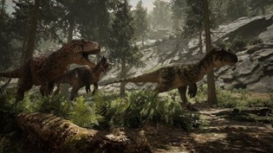 Анонсирована Path of Titans - новая MMO про динозавров
