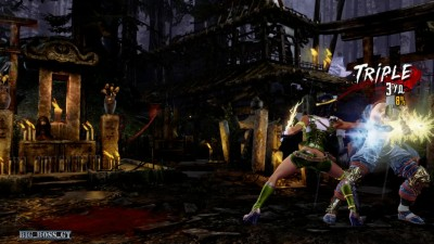 "Killer Instinct ""Orchid против Jago [PC]"""