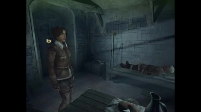 Прохождение сибирь 2. Часть 3: Монастырь