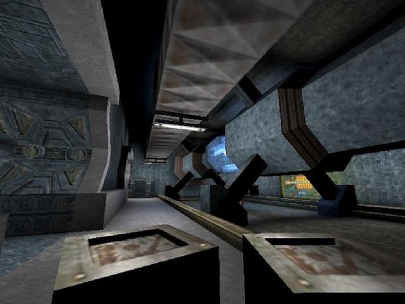 Скриншот из Unreal PSX Rework – Rise Of Jrath