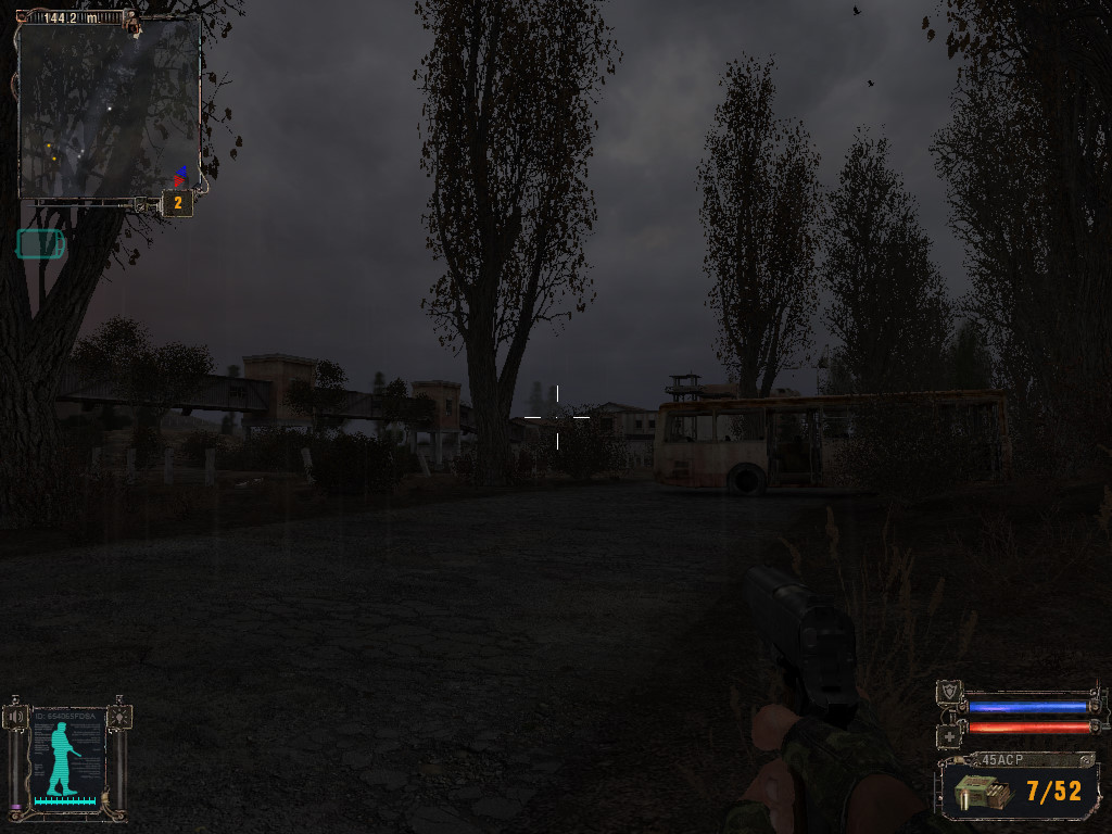 Stalker Shadow Of Chernobyl Arsenal Overhaul