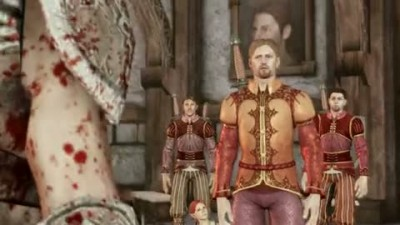 "Dragon Age ""Legend of the Grey Guard"""