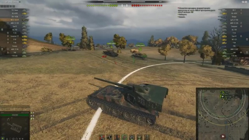 World of Tanks: Поиграл на WT auf. E100 - Насколько этот танк актуален сегодня?