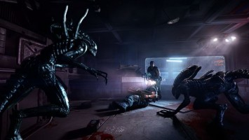 IGN Live Aliens: Colonial Marines Gameplay Footage( + Добавлено видео)