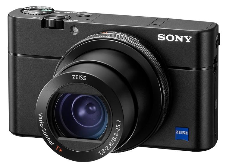 Представлена камера Сони Cyber-shot RX100 V