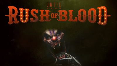 Until Dawn: Rush of Blood дата выхода на PlayStation 4