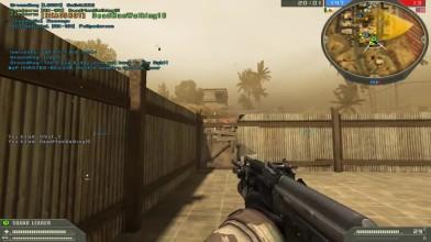 Onslaught mode - кооператив BAD COMPANY 2