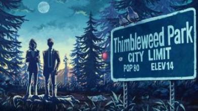 Thimbleweed Park стала бесплатной в Epic Store