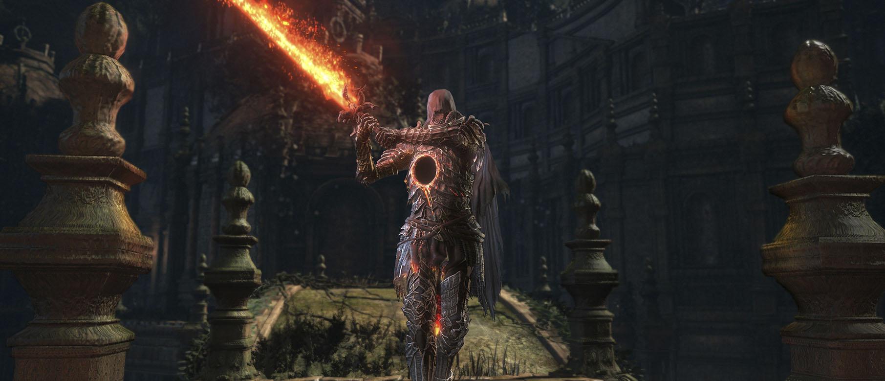 Сравнение PCверсия Dark Souls 2 с первым геймплеем