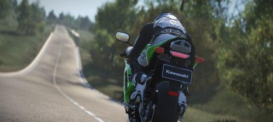 Раскрыт полный список мотоциклов гоночного симулятора Ride 2