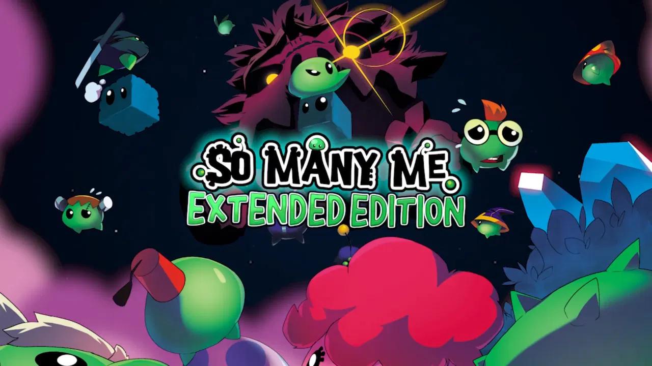 Паззл-платформер So Many Me: Extended Edition выйдет на Switch