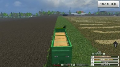 Farming Simulator 2013 (S3) Vojvodina. #37 - Сундук на колёсах