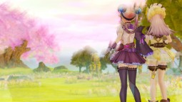 Новые подробности и персонажи Atelier Lydie & Soeur: Alchemists of the Mysterious Painting