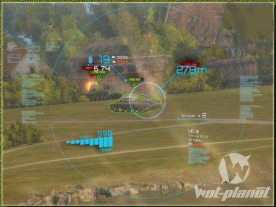 Прицелы от Deegie для World of Tanks 0.9.7