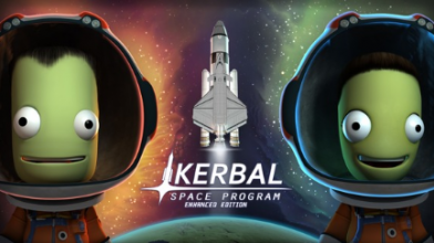 Анонсировано Kerbal Space Program: Enhanced Edition для PS4 и XOne