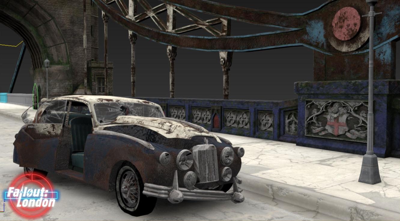 Новые подробности модификации Fallout London