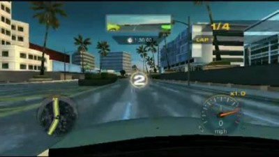 "NFS Undercover ""Wii Gameplay"""