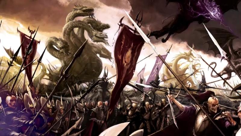 Трейлер Total War: Warhammer 2, посвящённый Боевой Гидре
