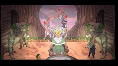 Трейлер рисованной 2D-RPG Legendary Gary