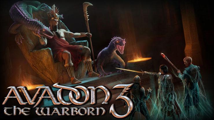 Релиз мобильной версии олд-скульной RPG Avadon 3: The Warborn