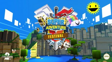 Guild Wars 2: Super Adventure Festival возвращается