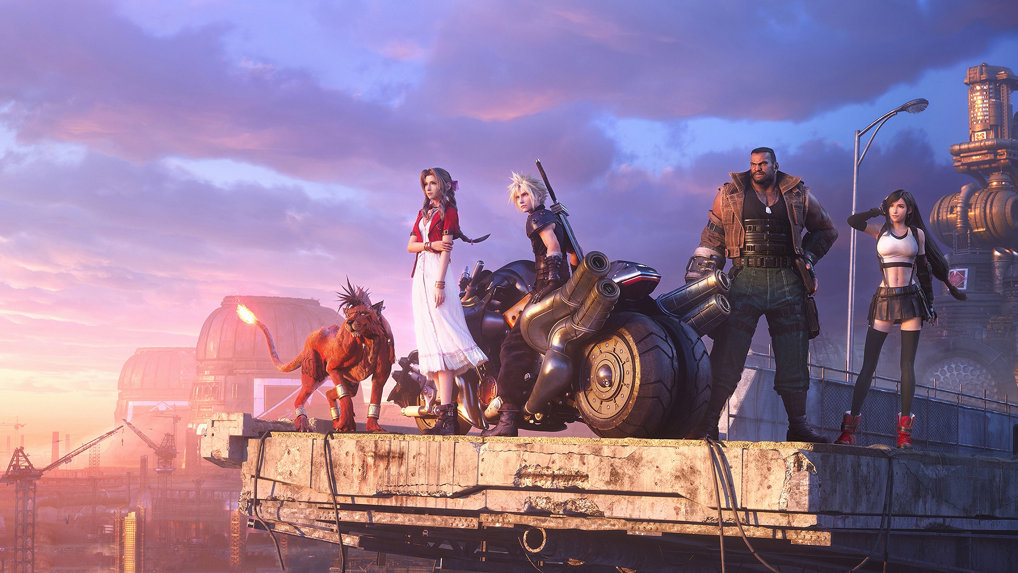 Первые оценки Final Fantasy 7 Remake - очень хорошо