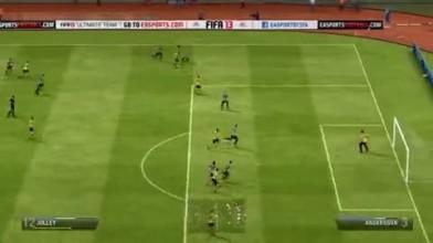 """FIFA 13 """"Лучшие голы. Часть 16"""""""