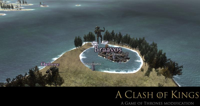 New scenes, armors and landmarks