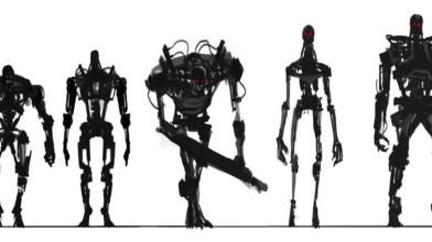 Первые гуманоидные Терминаторы - Эволюция Терминаторов