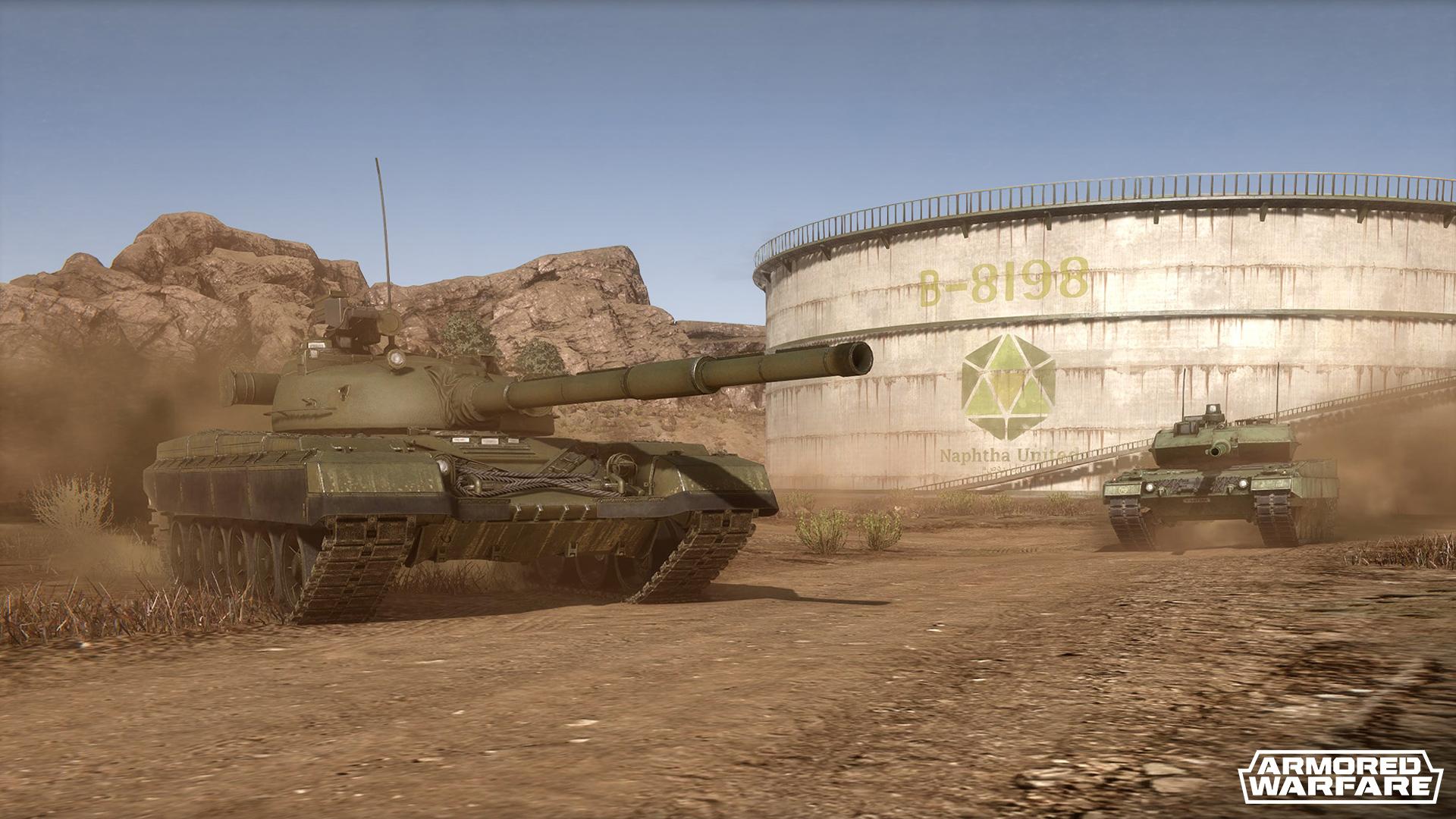 В Armored Warfare изменили матчмейкинг для техники младших уровней
