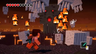 ЗАКЛЮЧЕННАЯ Х - Minecraft: Story Mode Season 2