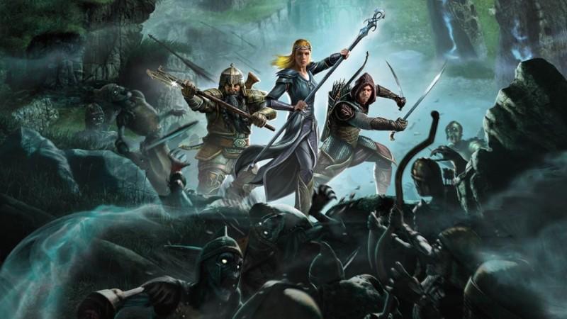 В MMORPG The Lord of the Rings Online появится Легендарный сервер