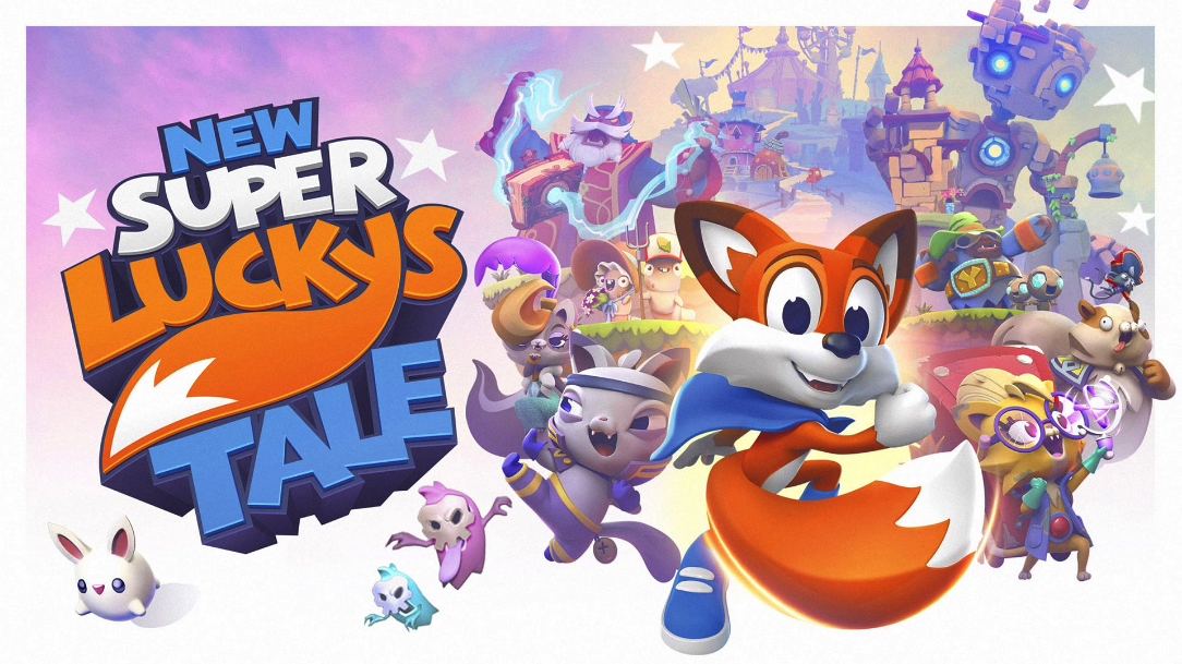 New Super Lucky's Tale выйдет на Switch