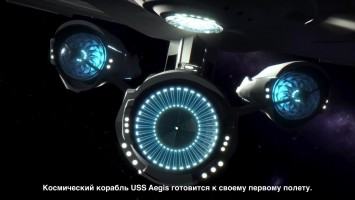 E3 2016: Star Trek: Bridge Crew VR Reveal Trailer - E3 2016 [RU]