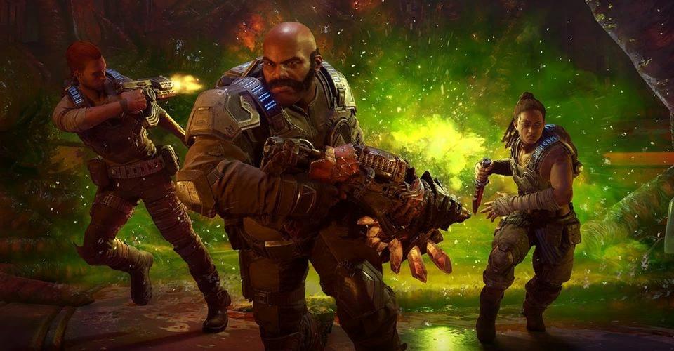 Слухи: Сюжетное DLC для Gears 5 в разработке
