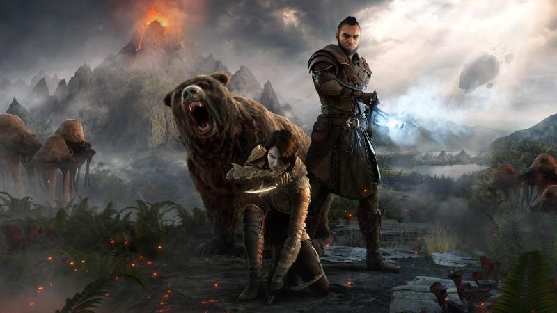 Постер главы Morrowind в The Elder Scrolls Online